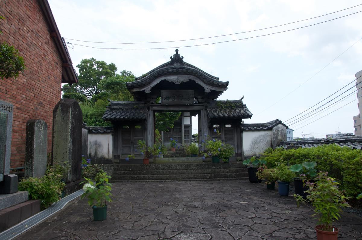 長崎聖堂と長崎盲唖院 — 「中島聖堂由来記」を中心に