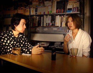 「萌えいずる声」(2020年2月9日、京都国立近代美術館)